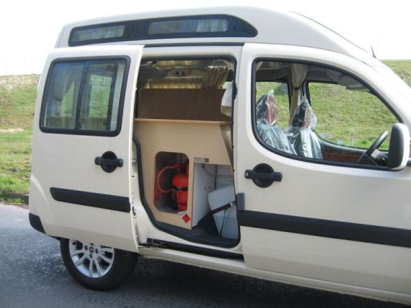 Chevy Box Van For Sale Fiat Doblo Camper Conversion Kits