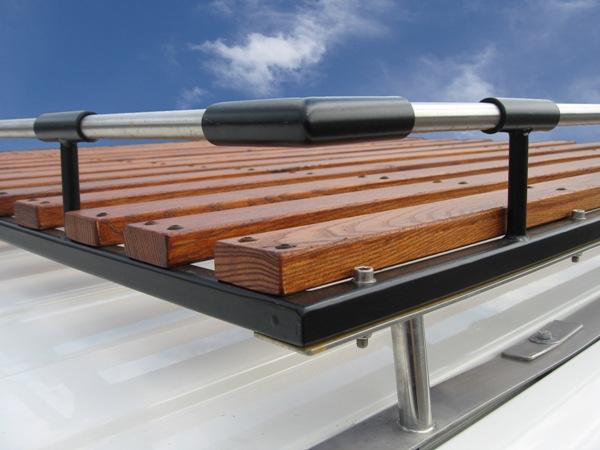 Vw Roof Racks Vandezine By Van Bodies Lancs Ltd