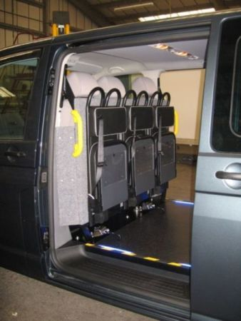 VW Transporter   Taxi Conversions ~ Vandezine By Van ...
